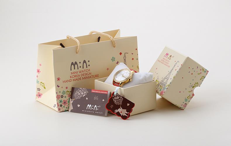 Коробочка и пакет Mini