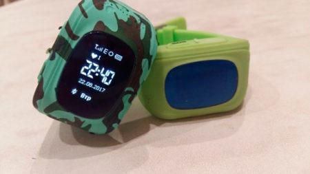 Умные детские часы Wonlex Q50