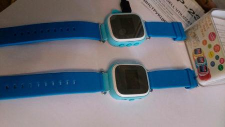 Умные детские часы Wonlex GW100S