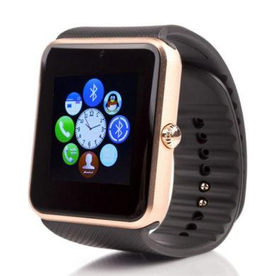 Smart-Watch-GT08-Gold-Black